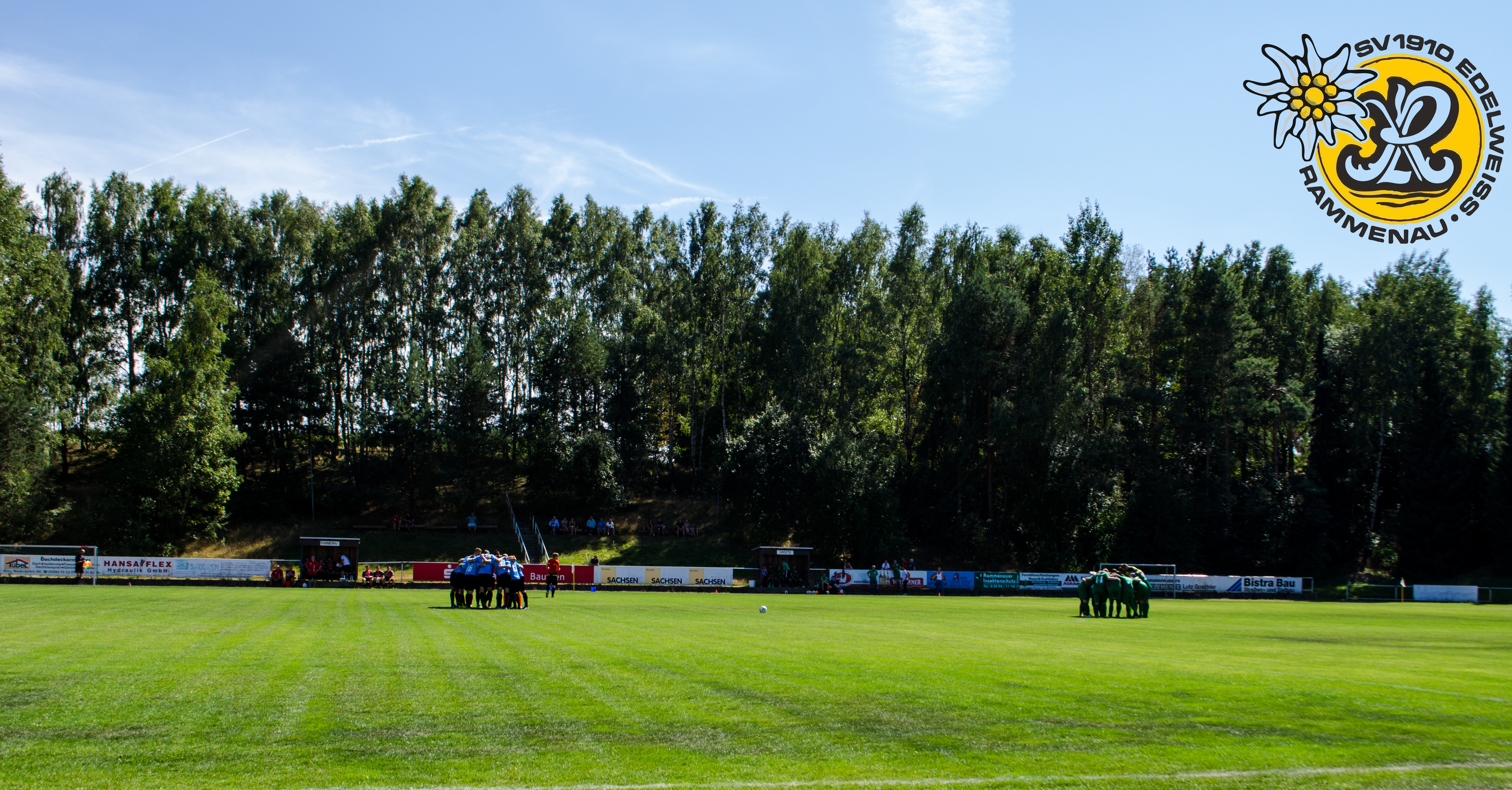 SV Edelweiß Rammenau vs Hoyerswerdaer FC 2018