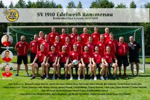 SV Edelweiß Rammenau - 1. Mannschaft - Saison 18/19